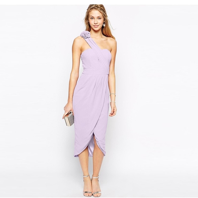 Aliexpress.com : Buy 2015 Classical Purple Chiffon One ...