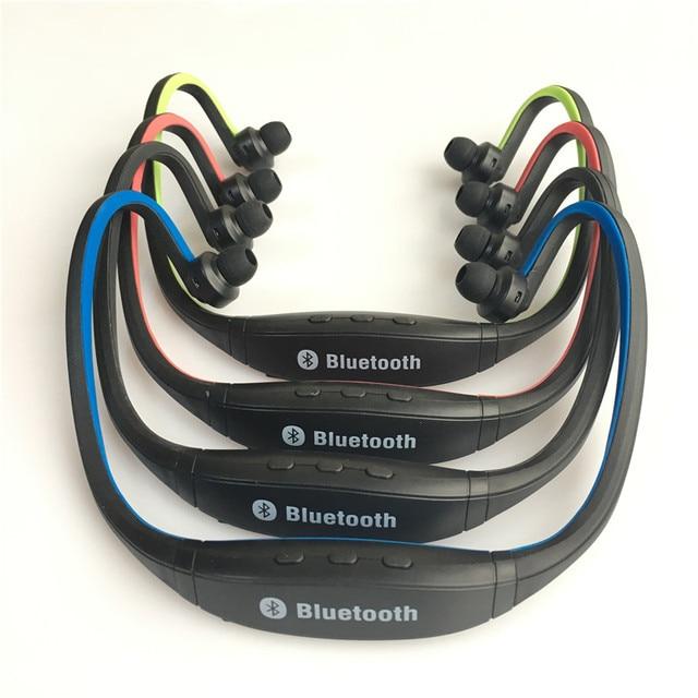 S9 Bluetooth наушники беспроводные Спортивные Bluetooth наушники Поддержка TF/SD карты микрофон для iPhone huawei XiaoMi телефон