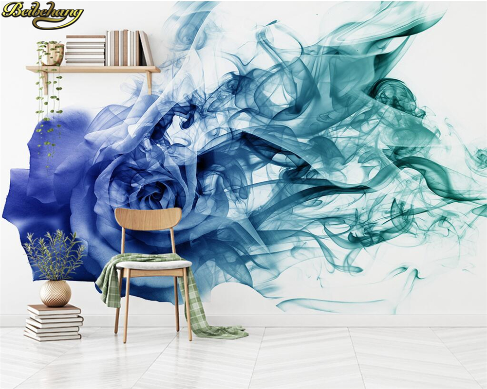 Beibehang Custom Photo Wall Mural 3d Wallpaper Luxury: Beibehang Custom Photo Wallpaper Mural Nordic Abstract