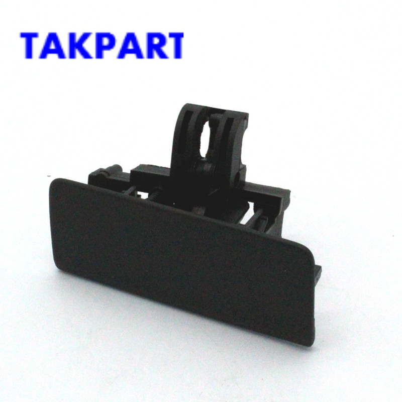 Takpart For Fiat Grande Punto Black Glove Box Front Lid
