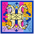 New Twill Silk Scarf echarpes foulard women Limited Edition Horsehead brand square scarves shawls bufandas 130 * 130cm