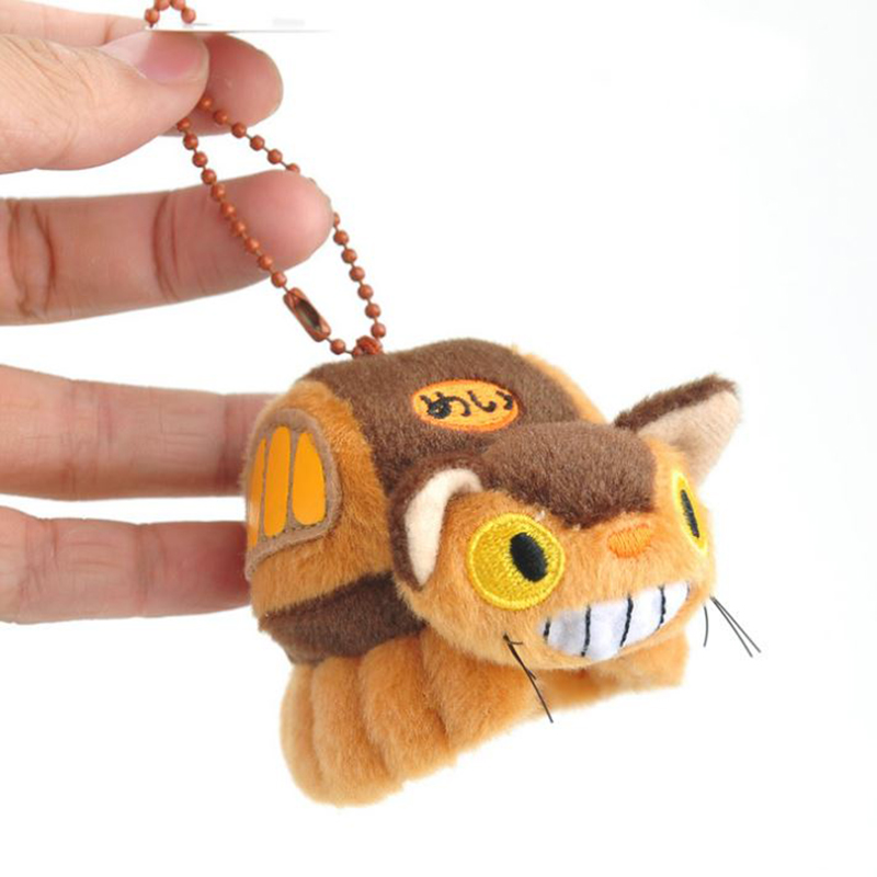Fashion Cute 3d Plush Doll Monkey Pendant Keychains Handbag Messenger Bag Purse Keychian Finger Toy Bell Keyring Accessory Delicious In Taste Jewelry Sets & More Jewelry & Accessories