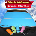 SHEATE colorful Car Foldable block Sun/snow-shade foil 200cm*95cm Large Cover Window sunscreen solar protection Summer/Winter