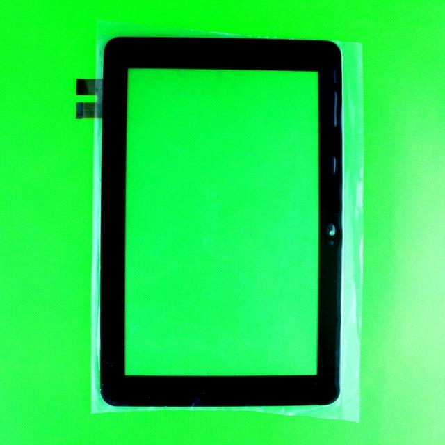 """10.1 """"OEM Compatible con MT10104-V2/V2D Panel Digitalizador Cristal de la Pantalla Táctil Para BMORN K12 Quad Core 263*172mm"""