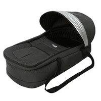 Portable Baby Travel Bed 0 6 Month Newborn Hand Basket Bedding Sleep Travel Comfortable Crib Care