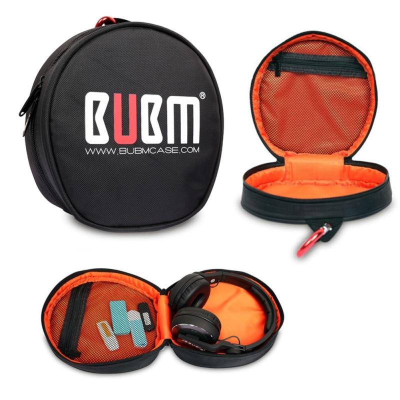 Hot Sales Factory Price! Carrying Case Storage Bag for HDJ 500 DJ Headphone Earphone Flash Drives