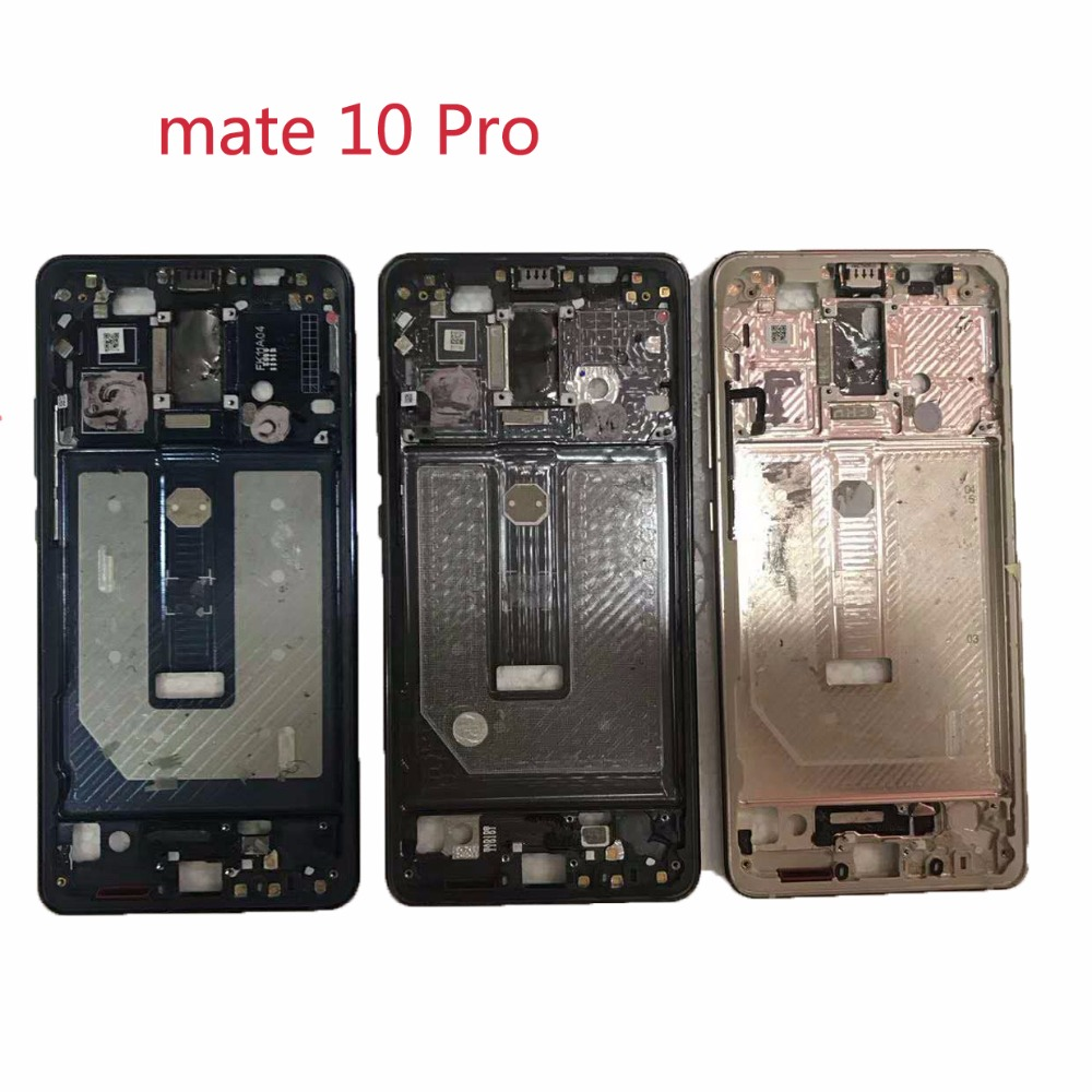 For Huawei mate 10 pro Lcd middle Frame Housing Bezel Mate 10 Front Frame Housing Parts Replacement - 1