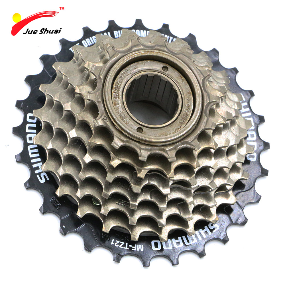 Bike Freewheel 7 Speed Cassette 14 28t For Sprocket Bike Gear Speed Ring For Ebike Mountain Road