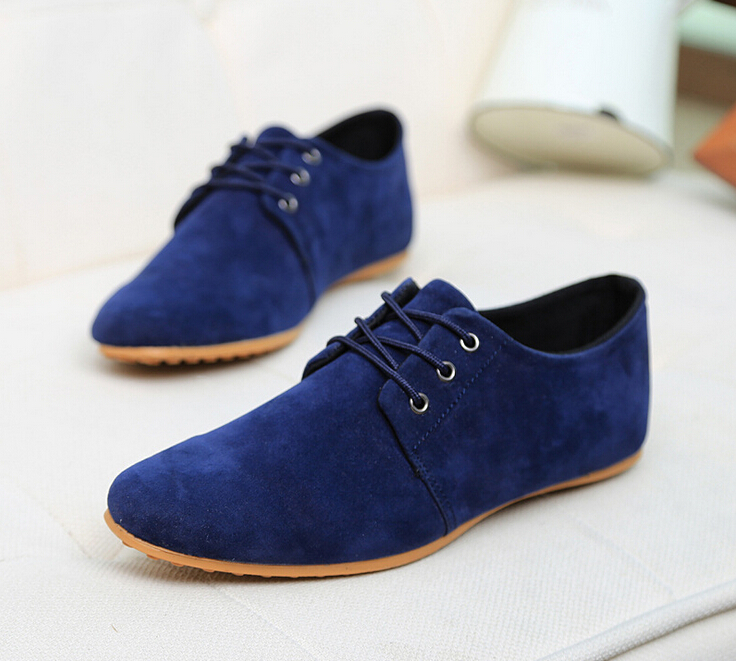 Popular Men Suede Shoes-Buy Cheap Men Suede Shoes lots from China ...
