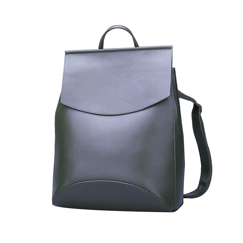 HTB1rIlRbC8YBeNkSnb4q6yevFXa7 Fashion Women Backpack High Quality Youth Leather Backpacks for Teenage Girls Female School Shoulder Bag Bagpack mochila