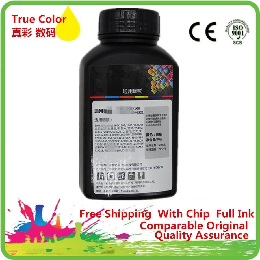 100G Original Black Refill Printer Toner Powder Kit for Canon EP62II CRG308 CRG708 CRG315 CRG715 C308 C315 UNV Laser Toner Power Printer 100g//Bottle,3 Pack