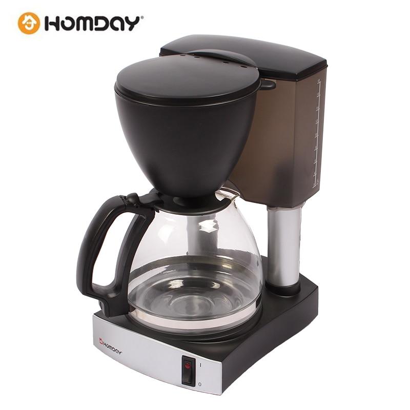 Automatic Drip Coffee Maker American Coffee HOMDAY 296367 coffee maker uses an american drip drip automatic miniature