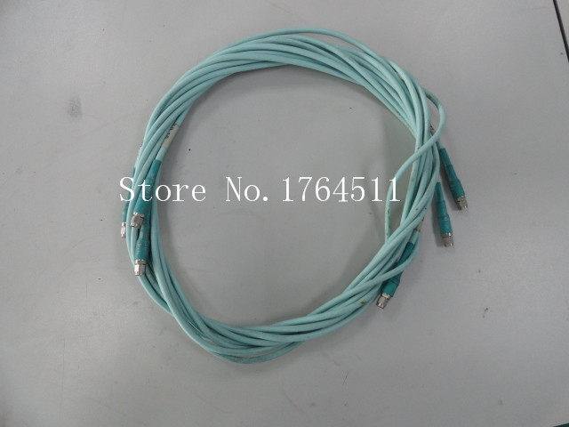 [BELLA] MICRO-COAX UTIFLEX 3.5mm Revolution Test Cable Male Flexible Microwave High Frequency 3 Meters