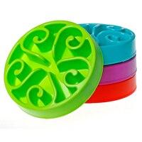 Teddy Eco Friendly Plastic Dogs Bowl General Plastic Bowl Honden Voerbak Dubbel Food Basin Pets Feeding