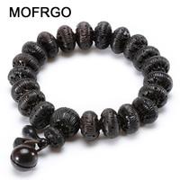 Chinese Style Lightning Jujube Beads Bracelets The Wooden Hand String Women Jewelry Popular Bracelet Charms Fashion