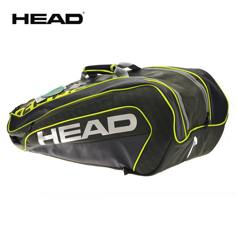 2018 Head Limited Edition Tennis Bag L5 Speed Bags For 9 Tennis Rackets Alexander Zverev edition