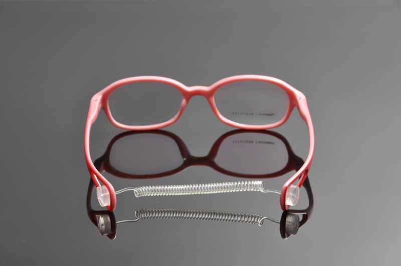 DeDing Kids Brillengestelle mit Kunststoff-Federschnur, Brillen Kids, - Bekleidungszubehör - Foto 3