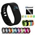 Tw64 SmartBand pulsera rastreador de Fitness Bluetooth elegante reloj SmartWatch salud podómetro para Android iOS pk fitbit