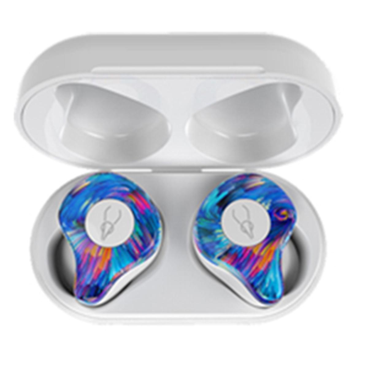 Porta do Fone de Ouvido sem Fio Fones de Ouvido sem Fio Fone de Ouvido Fones de Ouvido Fones de Ouvido sem Fio à Prova Sabbat Mini Bluetooth Estéreo 5.0 à Prova d' Água X12 Pro Mod. 1458290