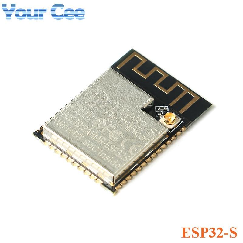ESP32-S ESP32S WiFi Bluetooth Module ESP32 série à WIFI Module avec Daul Antenne