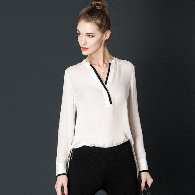 340708b3497c33 Oursi Hillbilly New Long Sleeve Blouse Cherry Turn Down Collar Shirt Blusas  Feminino Ladies Blouses Womens Tops Fashion