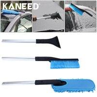 3 In 1 Portable Snow Ice Removal Scraper Kit For Cars And Trucks Ice Scraper Snow