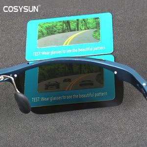 Image 3 - COSYSUNผู้ชายPolarizedแว่นตากันแดดชายแว่นตากันแดดอลูมิเนียมชายกระจกเลนส์Polarized Driving Goggleแว่นตากันแดดผู้ชาย