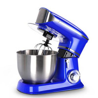 220V Multifunctional Electric 6.5L Dough Mixer Automatic Household Electric Food Mixer Kitchen Stand Bread Cake Dough Mixer