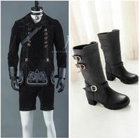 العرف جعل athemis nier: الباردون تأثيري ازياء yorha no. 9 نوع s تأثيري أحذية