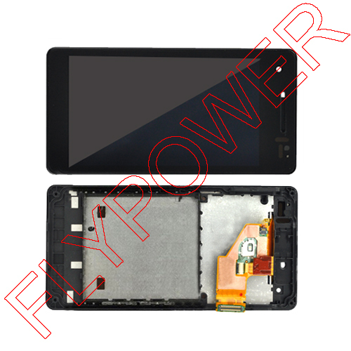 Подробнее о for Sony For Xperia V LT25i LT25 LCD Display Panel Screen Touch Screen Digitizer Glass Lens Assembly With Frame By Free Shipping for sony xperia v lt25 lt25i lcd screen display with touch screen digitizer full assembly by free shipping 100% warranty