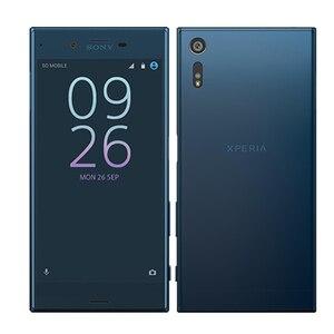Image 2 - Unlocked Sony Xperia Xz F8331/F8332 Mobiele Telefoon Octa Core Snapdragon 820 4G Lte 23MP 32 Gb Rom 3 Gb Ram 2900 Mah Smartphone