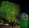 Ip68 impermeável ao ar livre luzes de natal Elf projetor laser, Red Green movimento Fireworm efeito ano novo natal luz do projetor