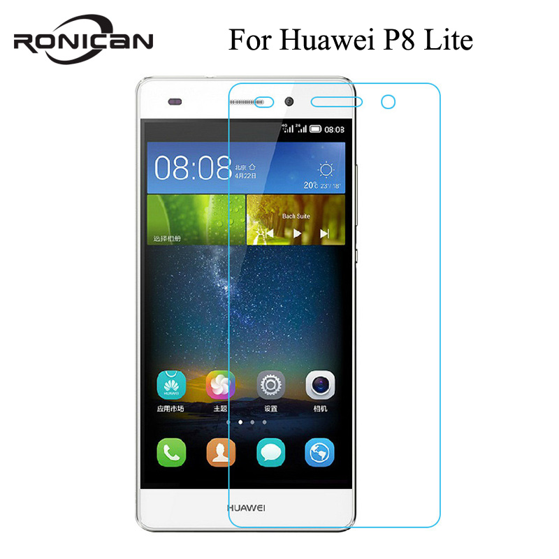0.26MM Explosion-proof Tempered Glass Film For Huawei P8 Lite P8Lite Dual Mini ALE-L02 ALE-L04 ALE-L21 ALE-L23 Screen Protector