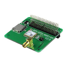 Raspberry Pi GPS module Navigation and positioning module belt antenna support Raspberry Pi 2 model B