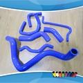 7 pieces For VW MK4 GOLF / BORA  / Jetta 1.8t AUM AUQ  silicone radiator coolant intercooler turbo hose kits