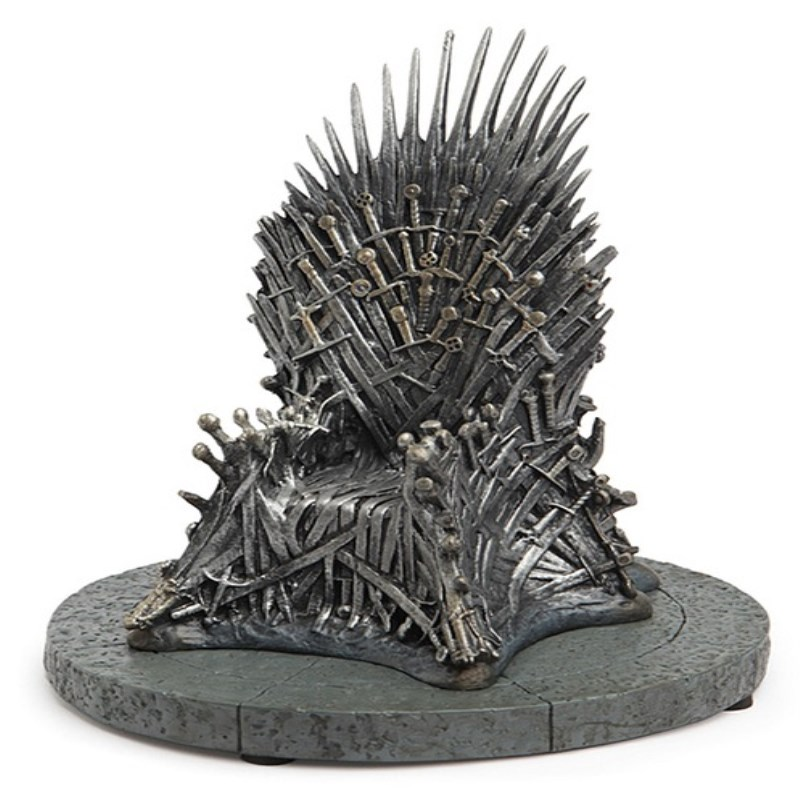 2018 NEW Action Figures 17cm Good Quality The Iron Throne Game Of Thrones A Song Of Ice And Fire Figures Christmas Gifts the templar throne