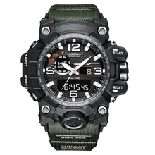 Shock Men Sports Watches G style Big Dial Digital Military Waterproof