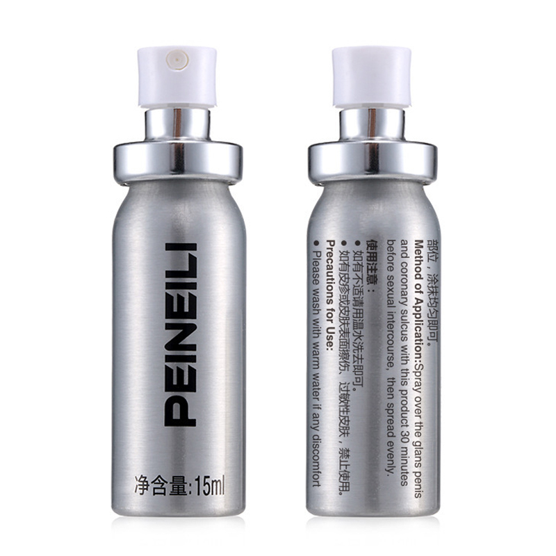 PEINEILI Delay Spray Male Anti Premature Ejaculation Prolong 60 Minutes Big Dick Enlargment Spray Cock Erection Enhance