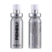 PEINEILI Verzögerung Spray Männlichen Anti Vorzeitige Ejakulation Verlängern 60 Minuten Big Dick Enlargment Spray Cock Erektion Verbessern Duschöle Haar & Kosmetik -