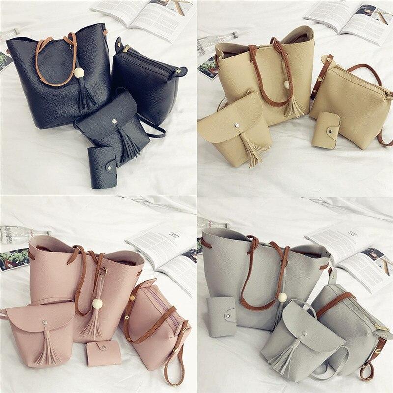 borla sacolas crossbody franja bolsas Key Word 1 : Buckets Bags Women Bag Conjunto