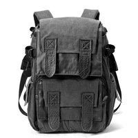 NG W5071 DSLR camera rucksack NG W5071 Travel 15.6 inch laptop canvas Tripod photo Backpack camera backpack