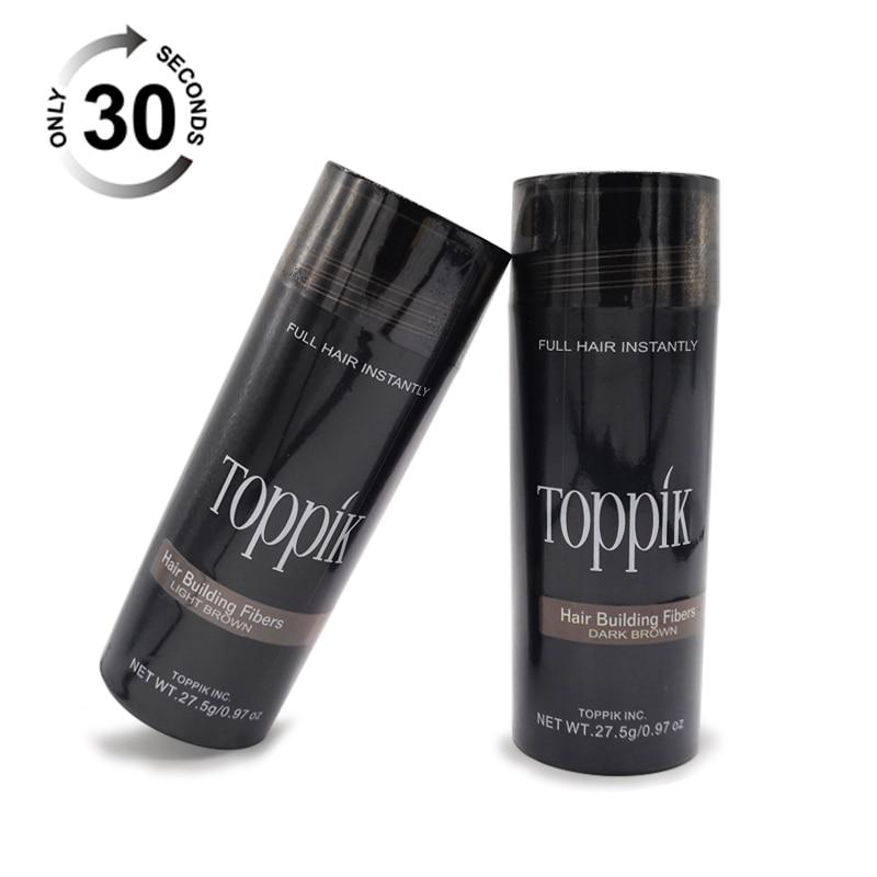 Beauty Hair Extension Toppik Hair Fiber Keratin Thicker