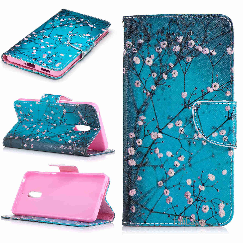 Роскошные кожаные чехлы для Nokia 6, чехлы С Откидывающейся Крышкой для Nokia 6, защитные грязеотталкивающие Чехлы для телефона с карточная вставка чехол откидной