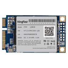 Kingfast high quality internal SATA II/III MLC Msata ssd 128GB with cache Solid State hard disk Drive for Tablet/laptop/notebook