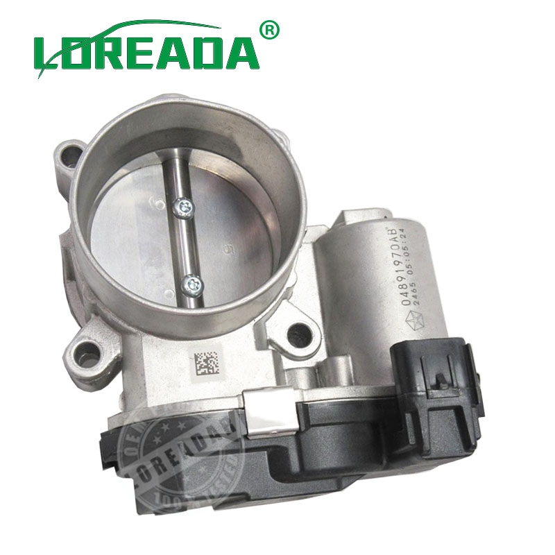 Throttle Body Assembly 04891970AB For Fiat 500X Chrysler