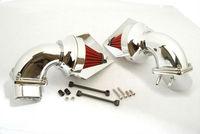 For Suzuki 06 12 Boulevard M109 M109R 06 07 Intruder VZR 1800 VZR1800 Motorcycle Air Cleaner Kit Intake Filter CHROME
