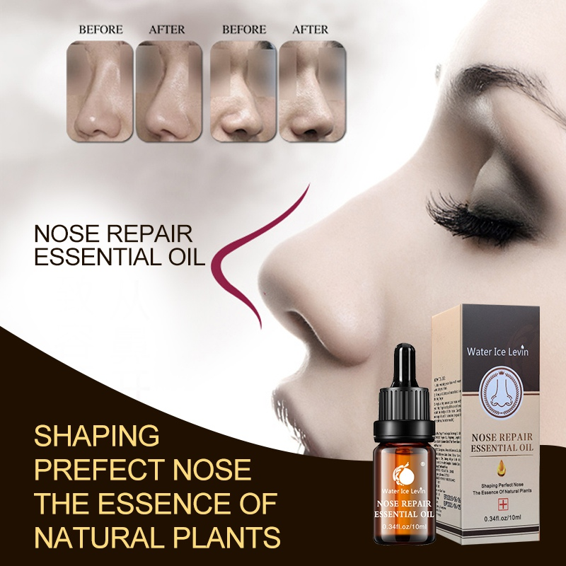Skin Lifting Nose Lifting-Up Essential Oil Nose Shaping Oil Firming Skin Nose Repair Essential Oil