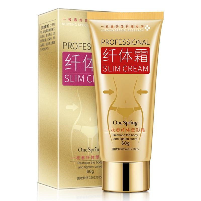 60g Slimming Cream Tight Body Shaping Weight Loss Anti Cellulite Massage Creams SN-Hot happy bear футболка