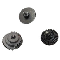 NFSTRIKE Alloy Gear Set for STD Gen.6 Water Gel Beads Blaster Modification Upgrade High Quality Silver Black