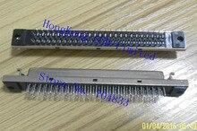 SCSI 100PIN prise femelle broche (type DB) plaque soudée jambes droites SCSI 100 broche femelle